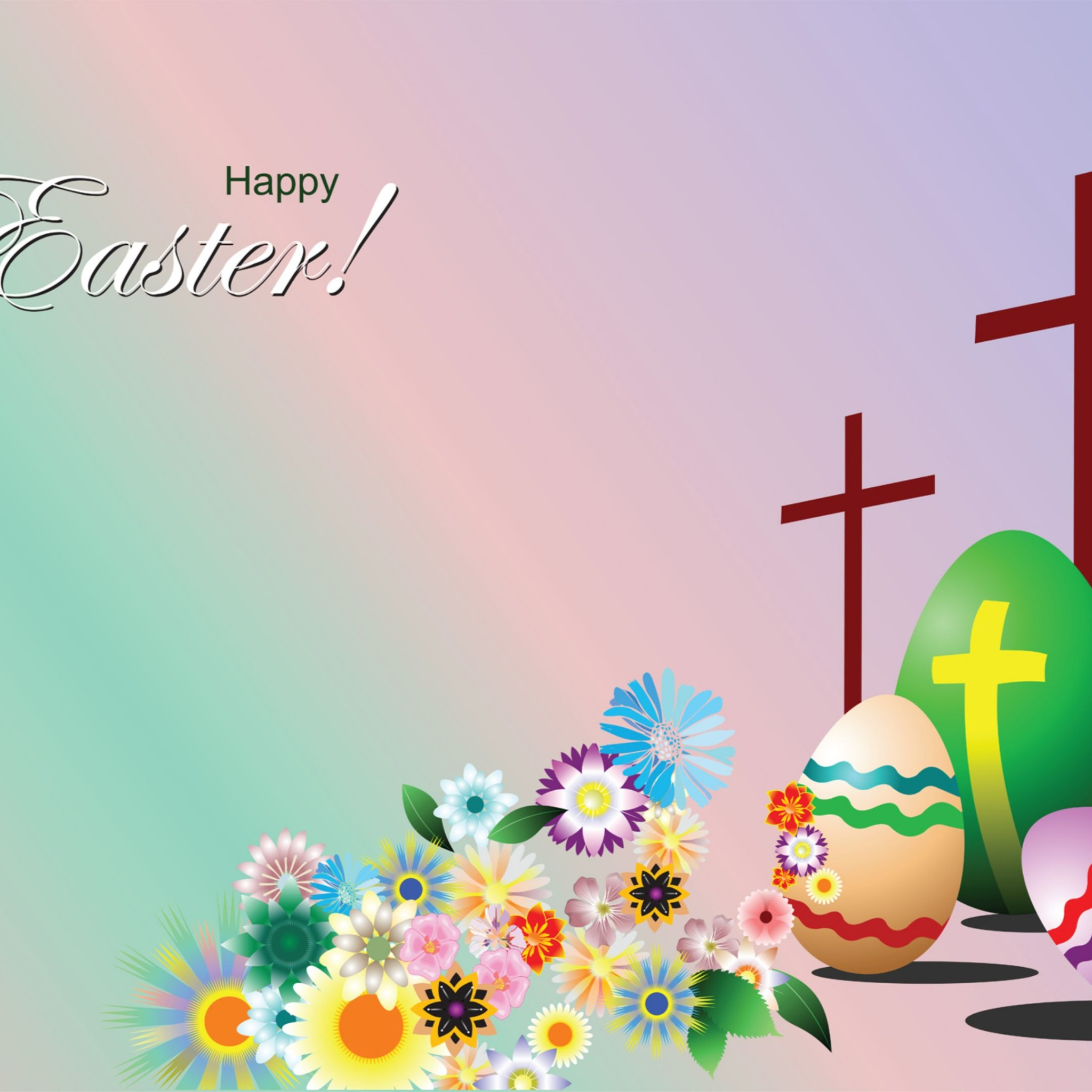 Religious easter backgrounds wallpapersafari - Religious easter wallpaper ...