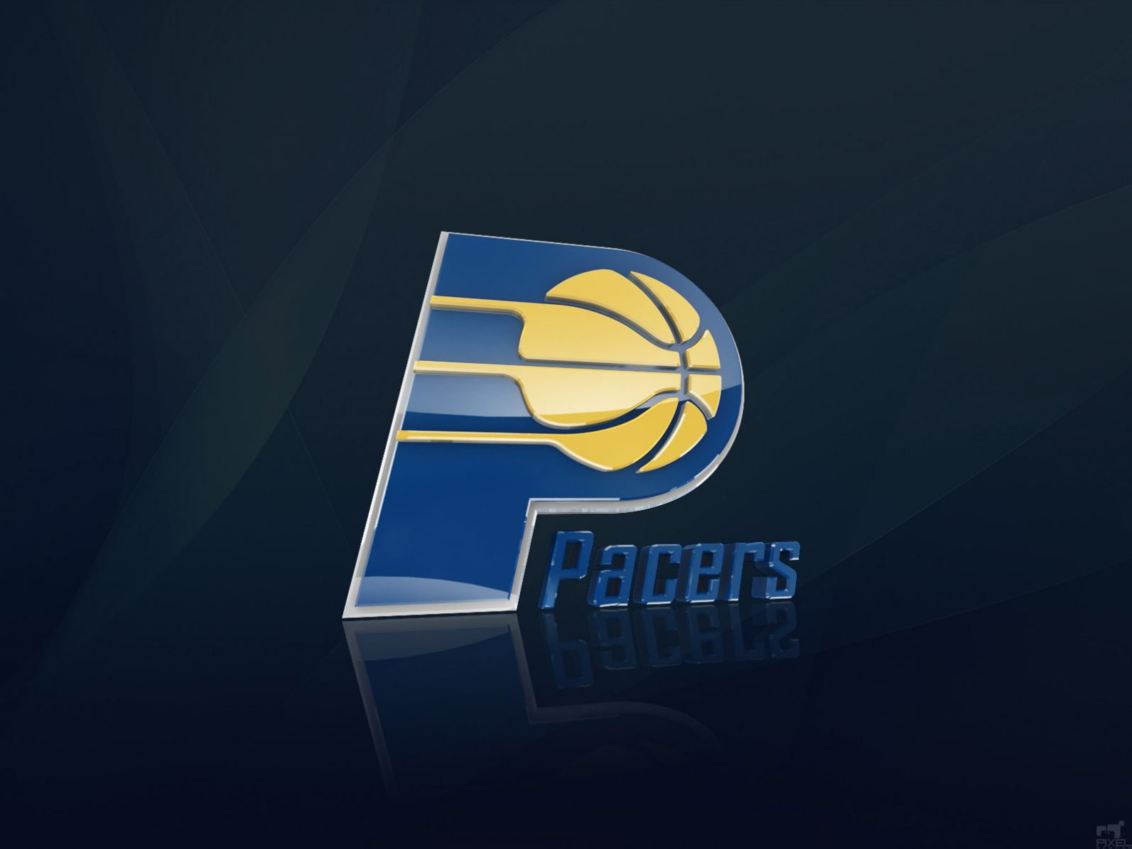 Pin Indiana Pacers Logo Stills Pictures 1593x1195
