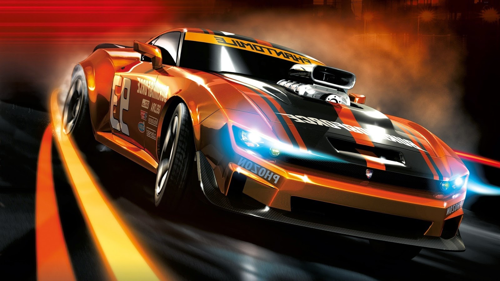 3d Car Hd Desktop Wallpaper Widescreen High Definition