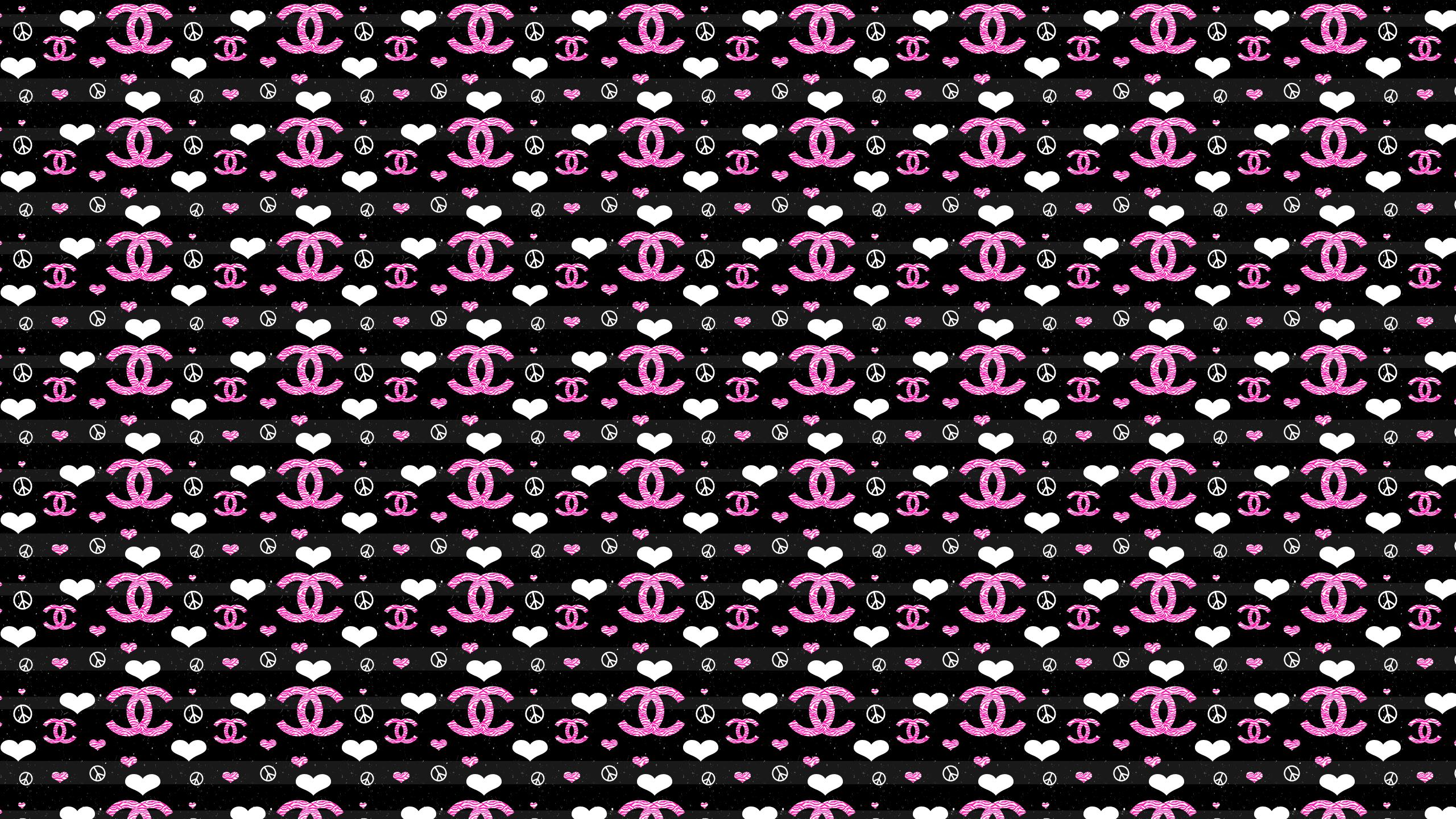 Chanel Desktop Wallpaper 2560x1440