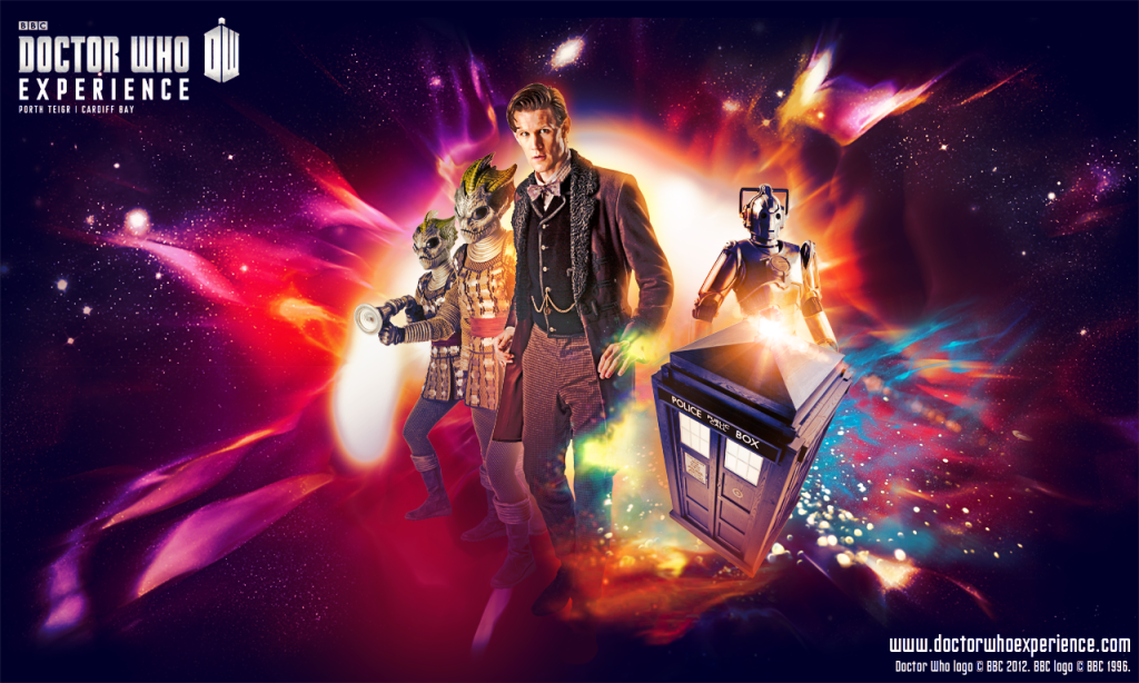 wallpaper Doctor Who BBC 1024x614