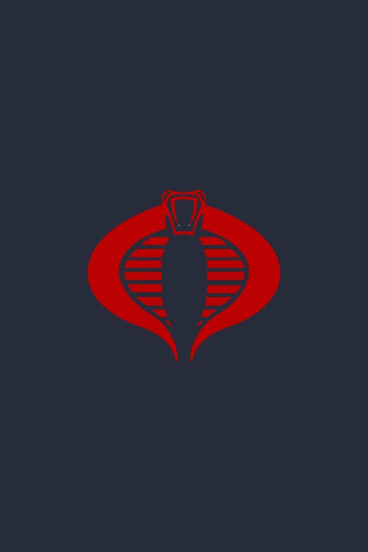 Gi Joe Cobra Enemy Logo in 2021 Gi joe Gi joe cobra Superhero 1000x1500