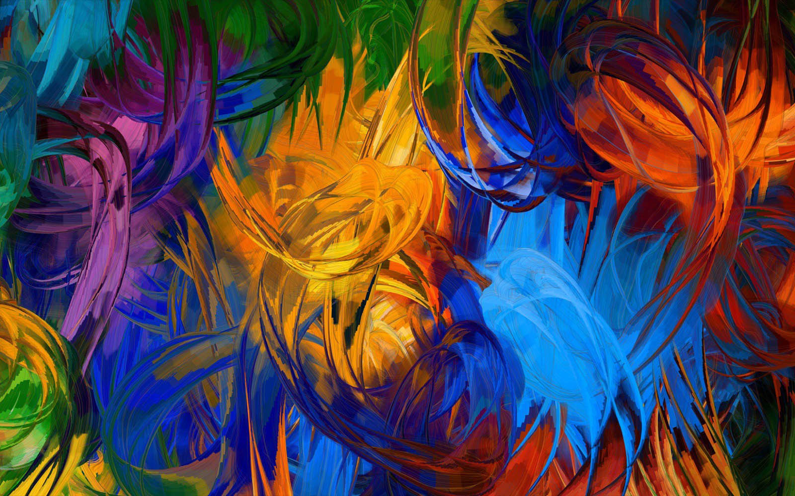 Desktop Wallpapers Abstract Paintings Desktop Backgrounds 1600x1000