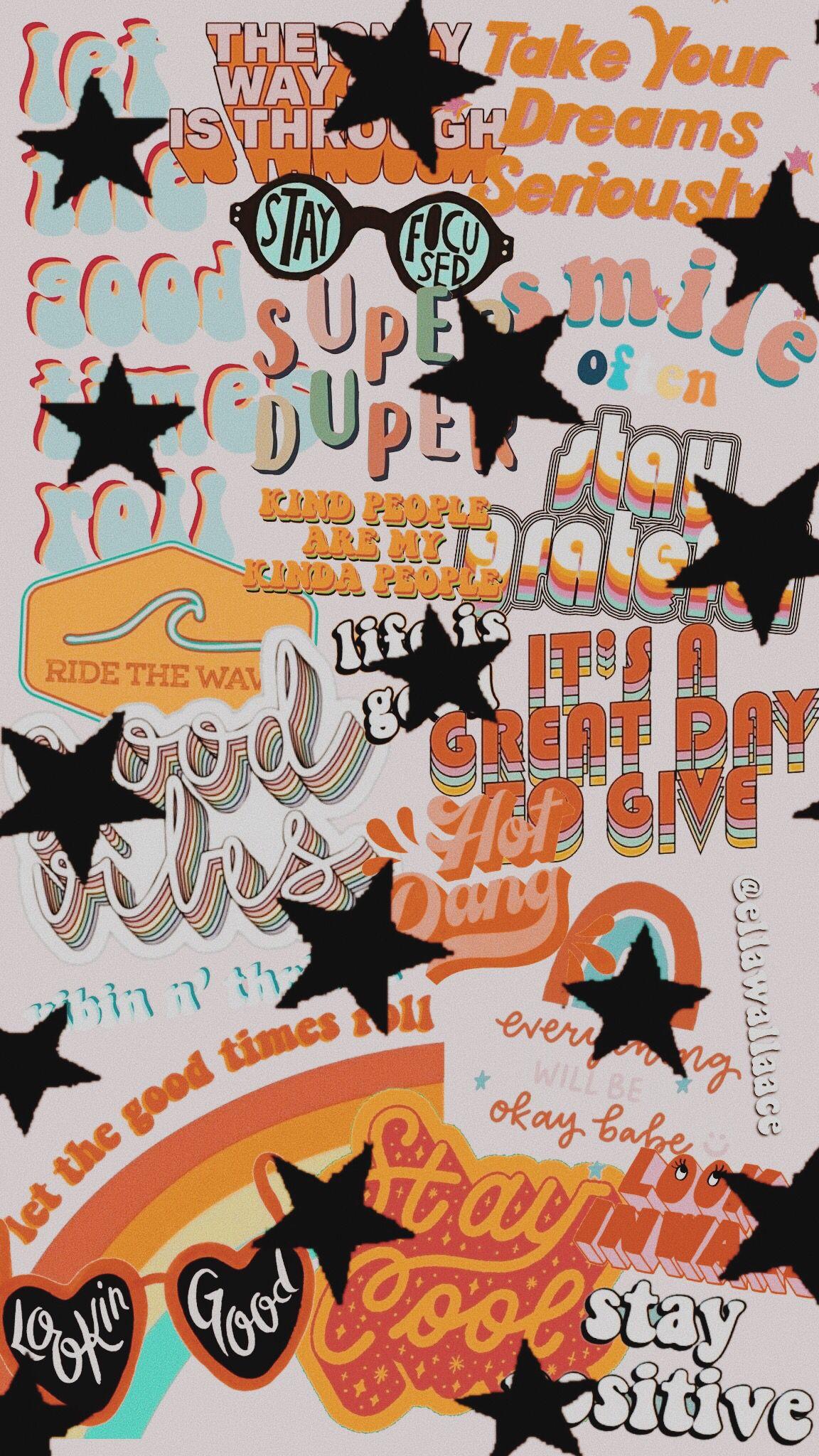 vsco ig ellawallaace Cute patterns wallpaper Aesthetic 1152x2048
