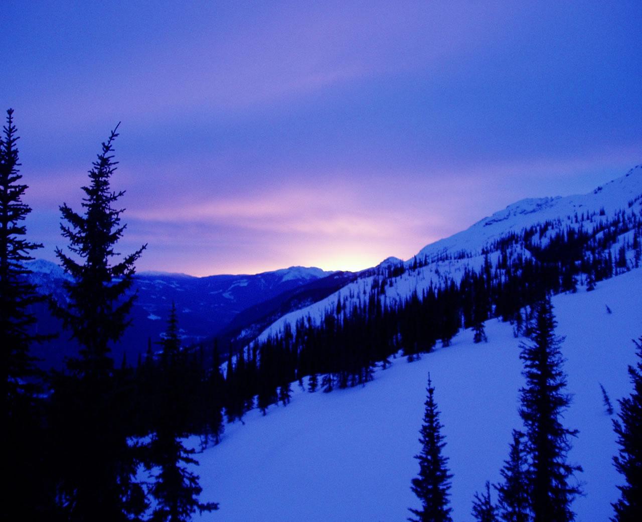 winter solstice half light sunrise 1280x1040