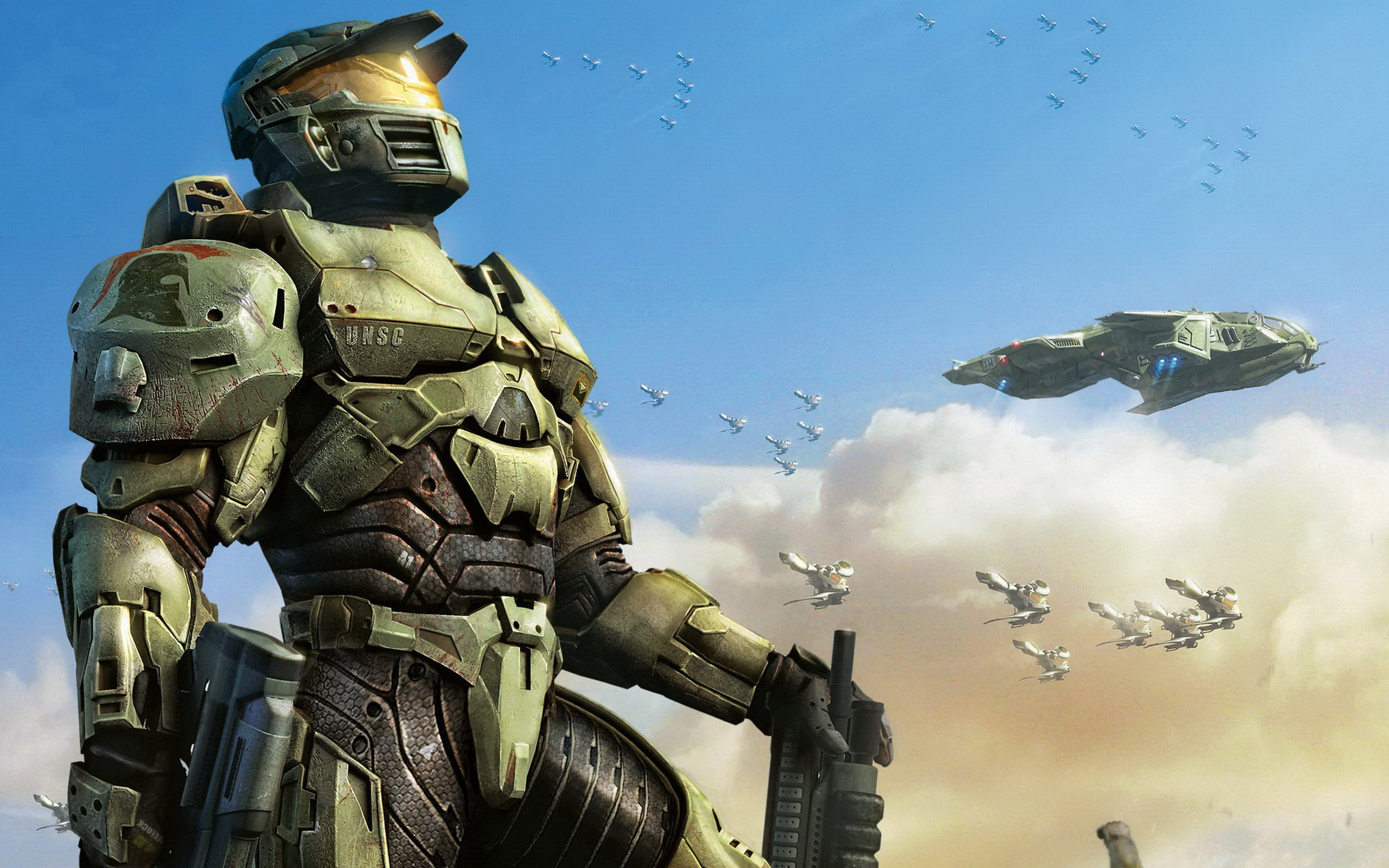 Fuentes de Informacin   Wallpapers de Halo 2560x1600