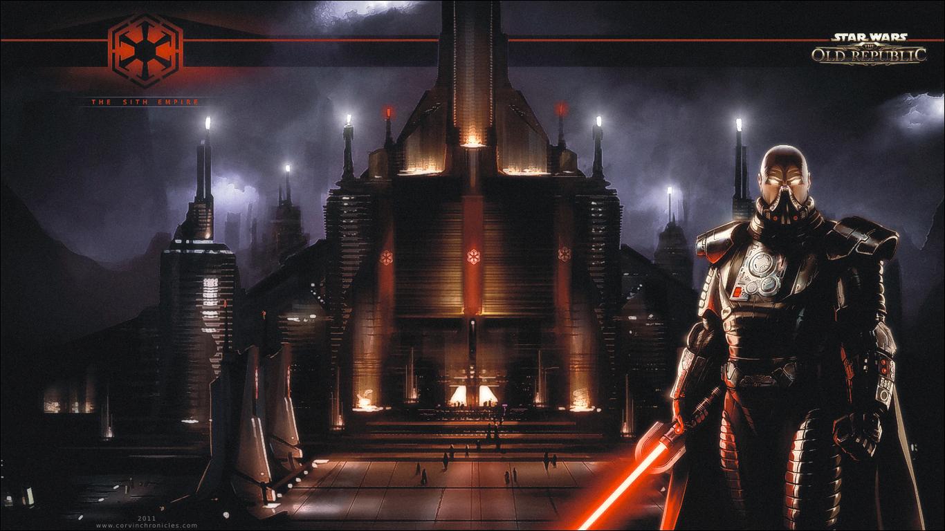 Star Wars Old Republic Wallpaper: SWTOR Wallpapers HD