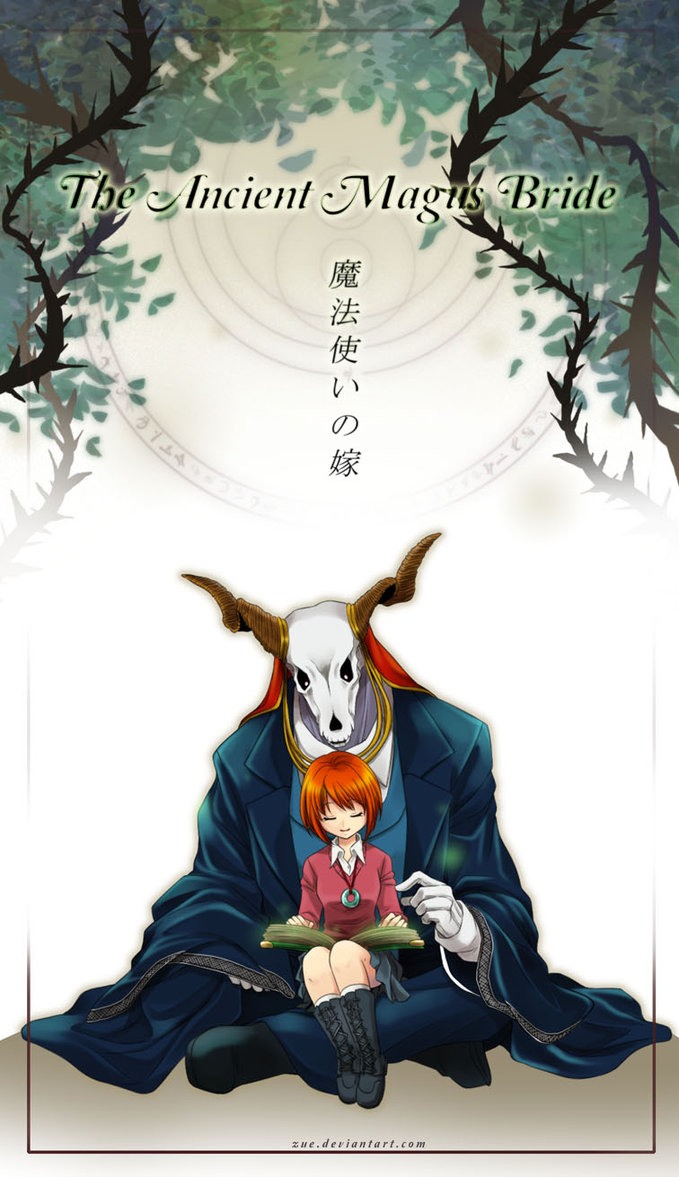 The Ancient Magus Bride images IMG 3602JPG HD wallpaper 679x1177
