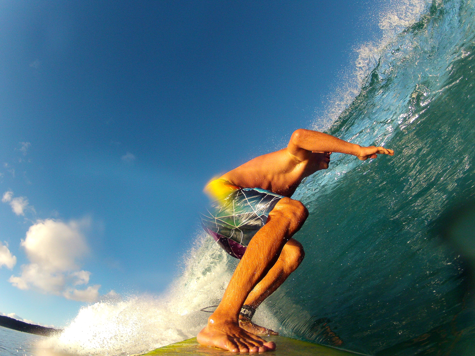 Gopro Wallpaper Maui south swell gopro 1600x1200