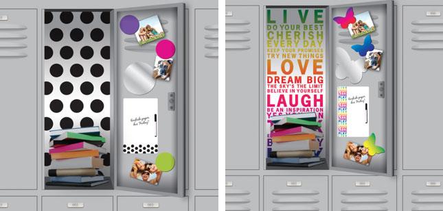 Locker Wallpaper Magnetic Kits Wallpapersafari