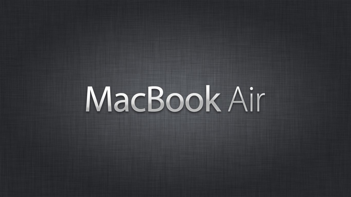 IPAD IPHONE IMAC MACBOOK PRO MACBOOK AIR NAMES WALLPAPERS 11 Inch 1366x768