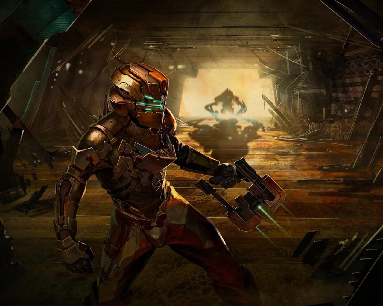 Dead Space 2 Wallpaper in 1280x1024 1280x1024