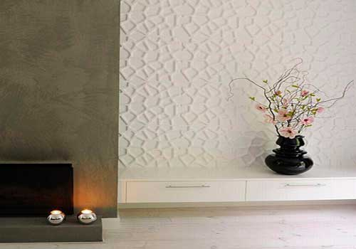 Unique Eco Friendly 3D Wallpaper Decoration Ideas Homedesignxtreme 500x350