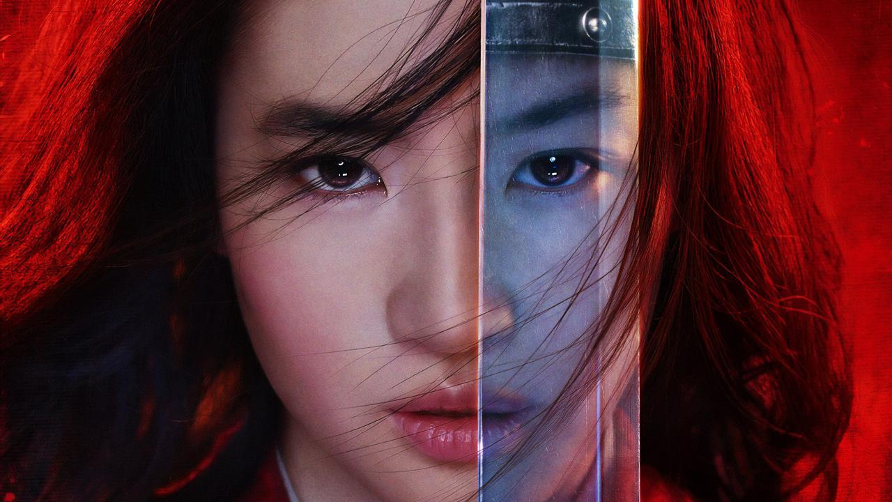 download Mulan 2020 Wallpaper HD 4k by SahibDM [1280x720] for 1280x720