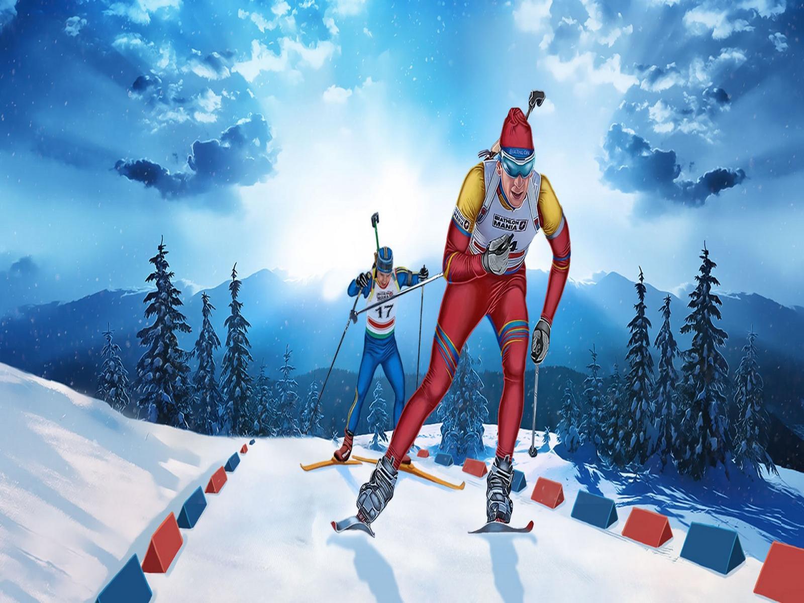 Biathlon Wallpapers 214W814 WallpapersExpertcom 1600x1200
