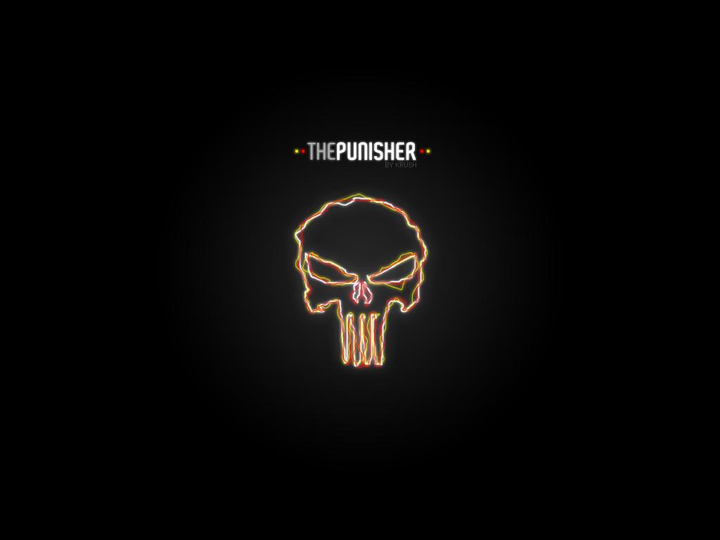 Punisher Logo Wallpaper Wallpapersafari