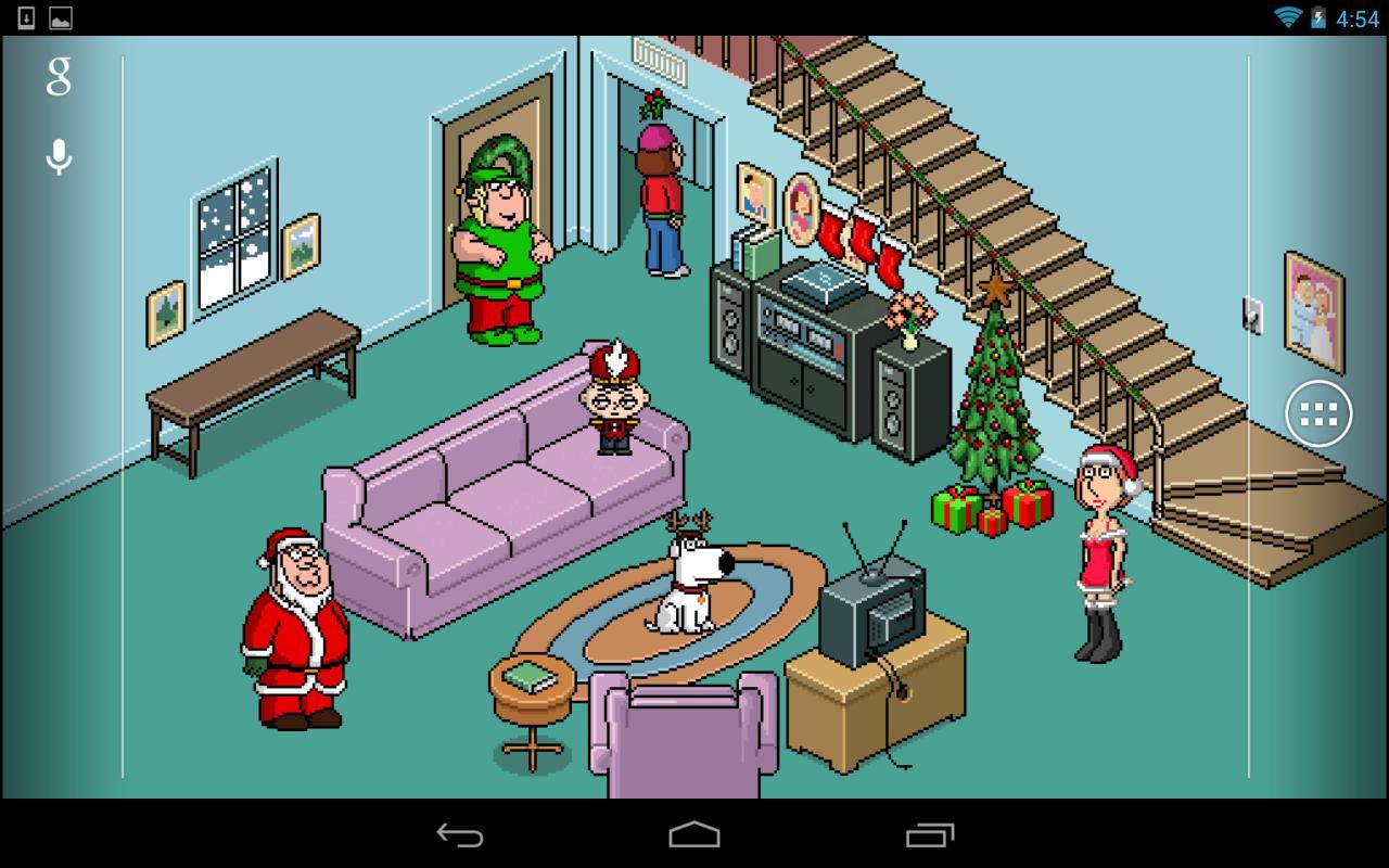 Family Guy Live Wallpaper 23 screenshot 2 1280x800