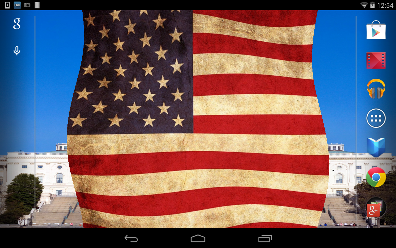 American Flag Live Wallpaper   Android Apps on Google Play 1280x800
