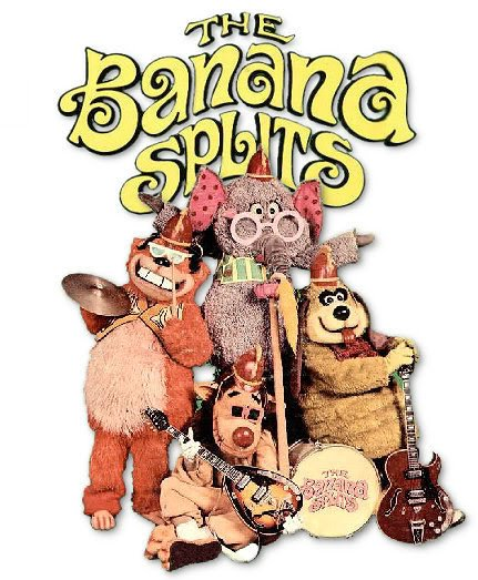 Cartoon Picture Collection Banana Splits Wallpaper 431x523