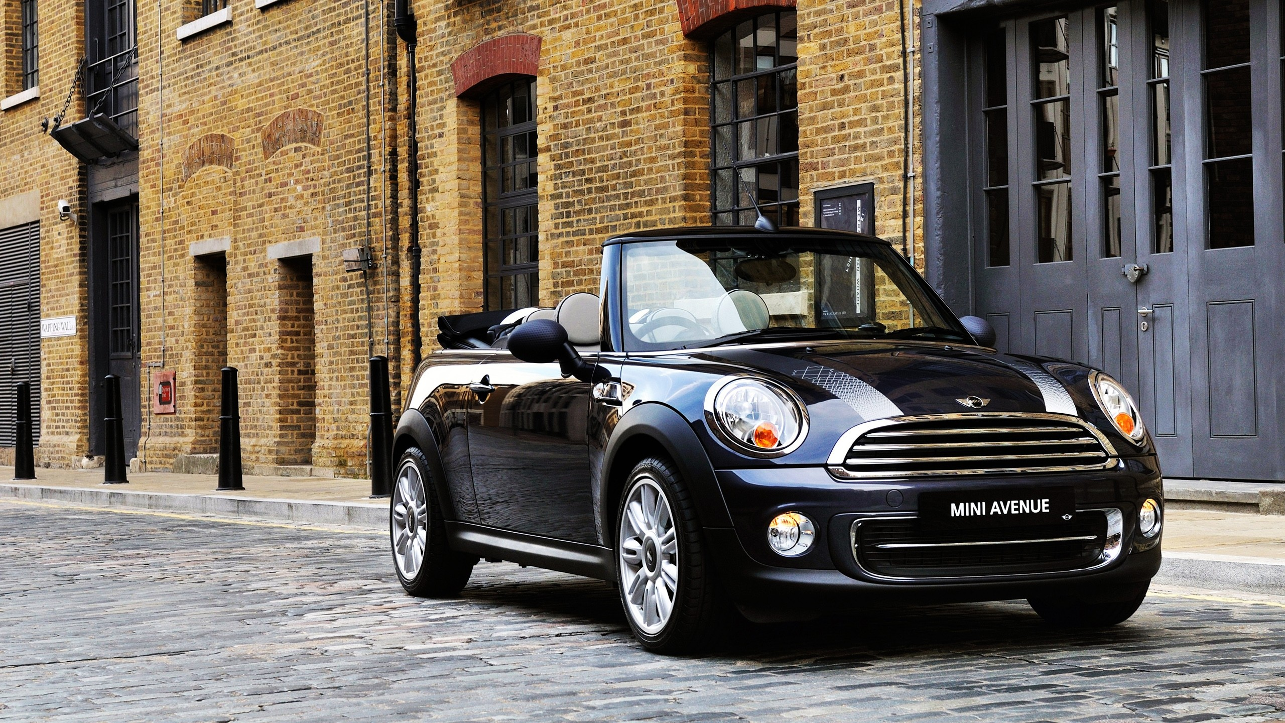 181 Mini Cooper HD Wallpapers Background Images 2560x1440