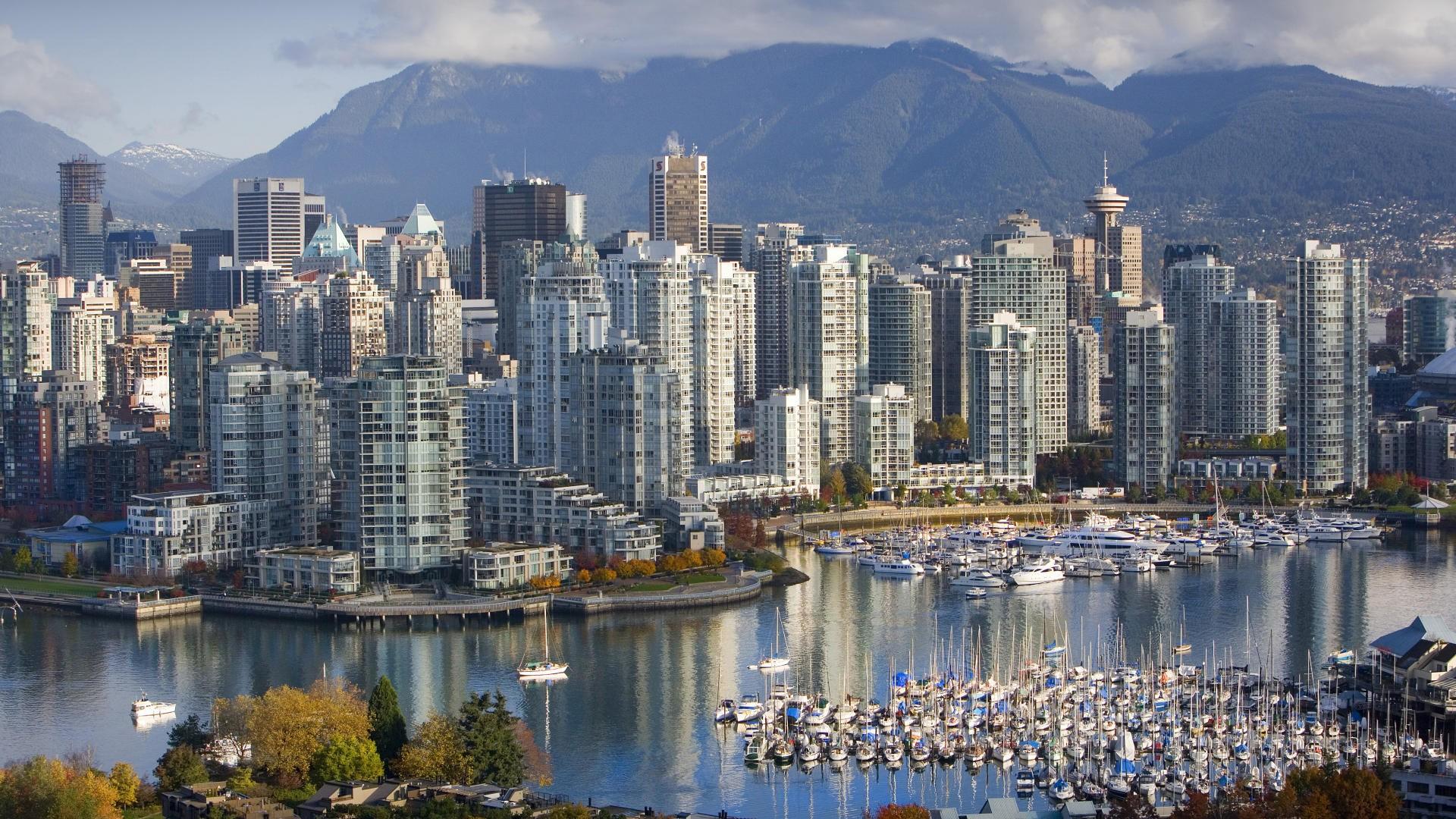 Canada Vancouver Wallpaper 1920x1080 Canada Vancouver British 1920x1080
