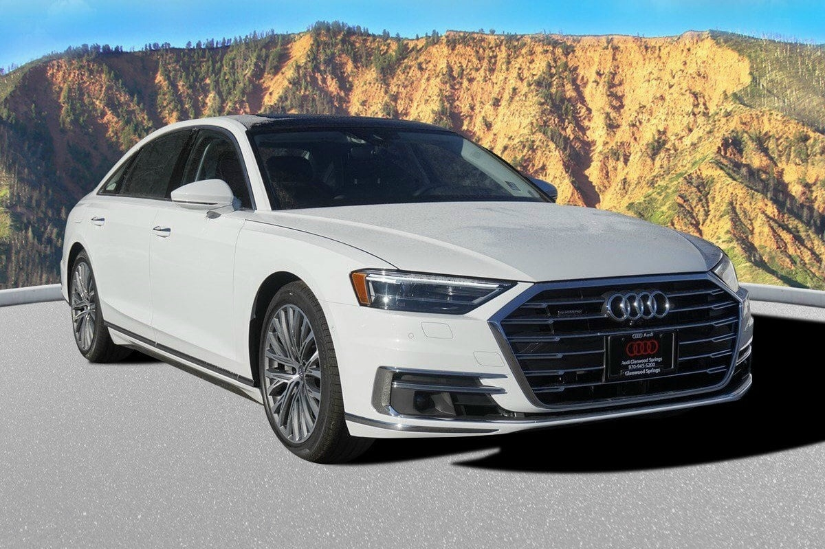 Audi A8 TFSI E HD Wallpapers Background Images Photos 1200x799
