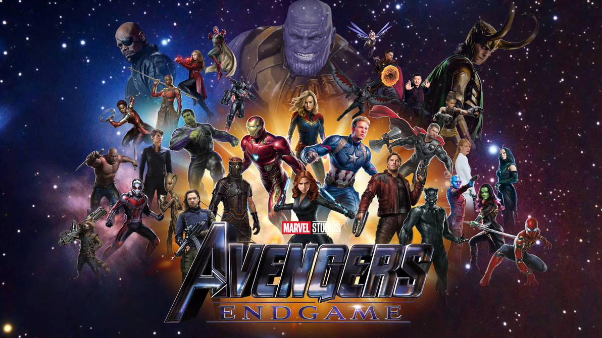 27 Avengers Endgame Wallpapers On Wallpapersafari