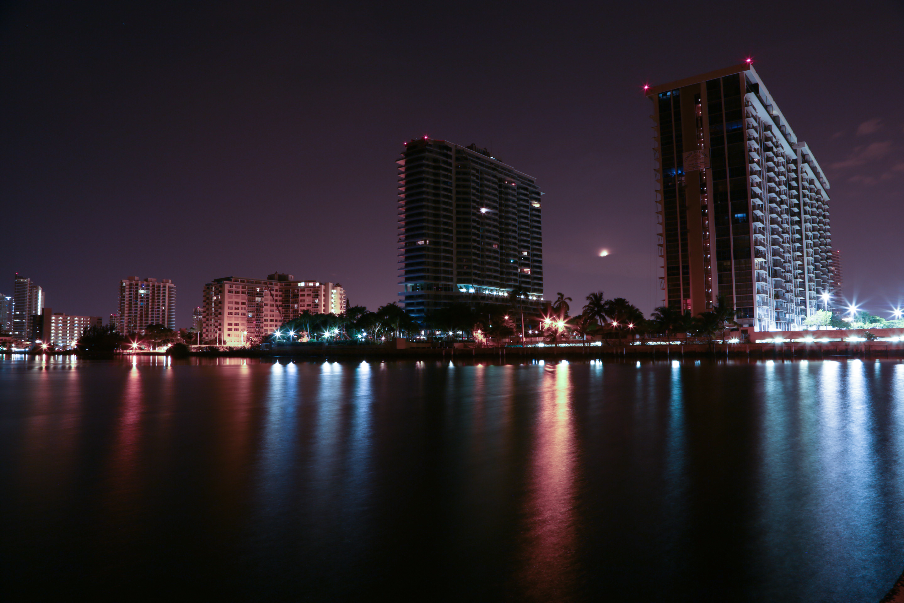 Miami Beach Skyline Exclusive HD Wallpapers 4790 2880x1920