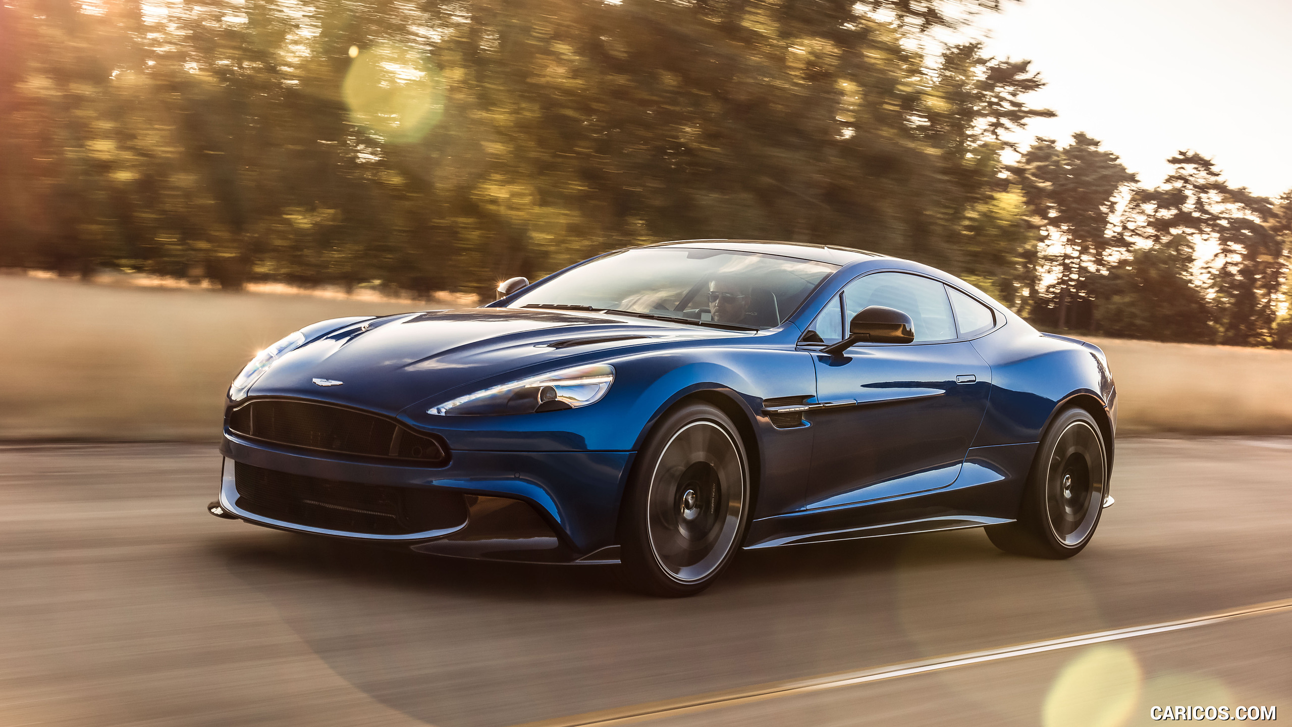2017 Aston Martin Vanquish S   Front Three Quarter HD Wallpaper 2 2560x1440