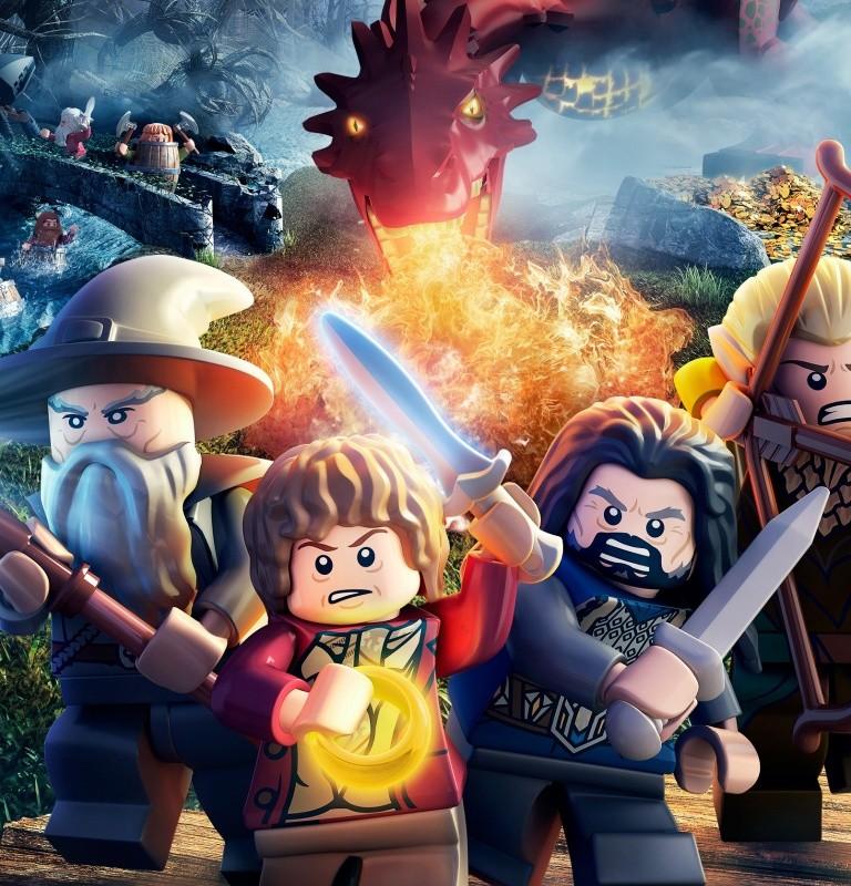 LEGO The Hobbit Game Fondos de Pantalla   Imagenes Hd  Fondos gratis 768x800