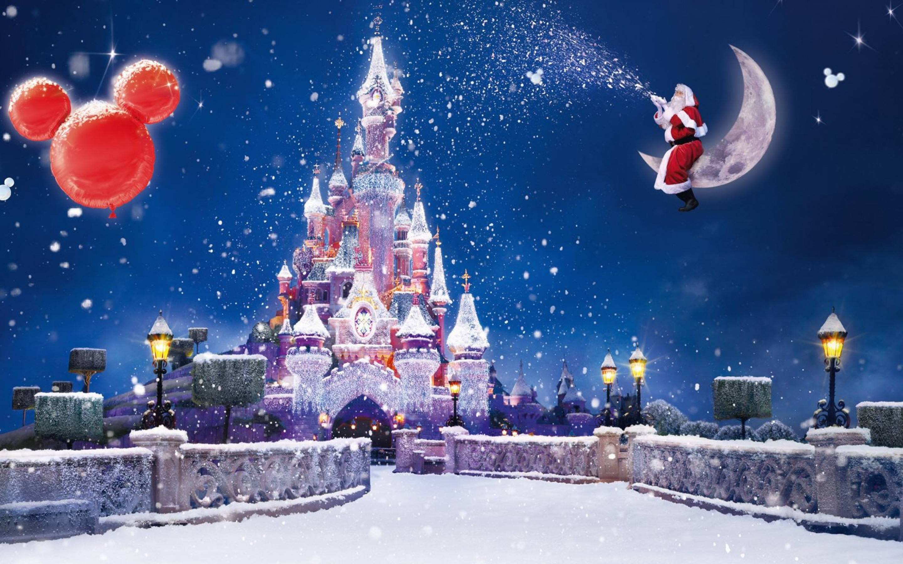 Disney Christmas Wallpapers HD 2880x1800