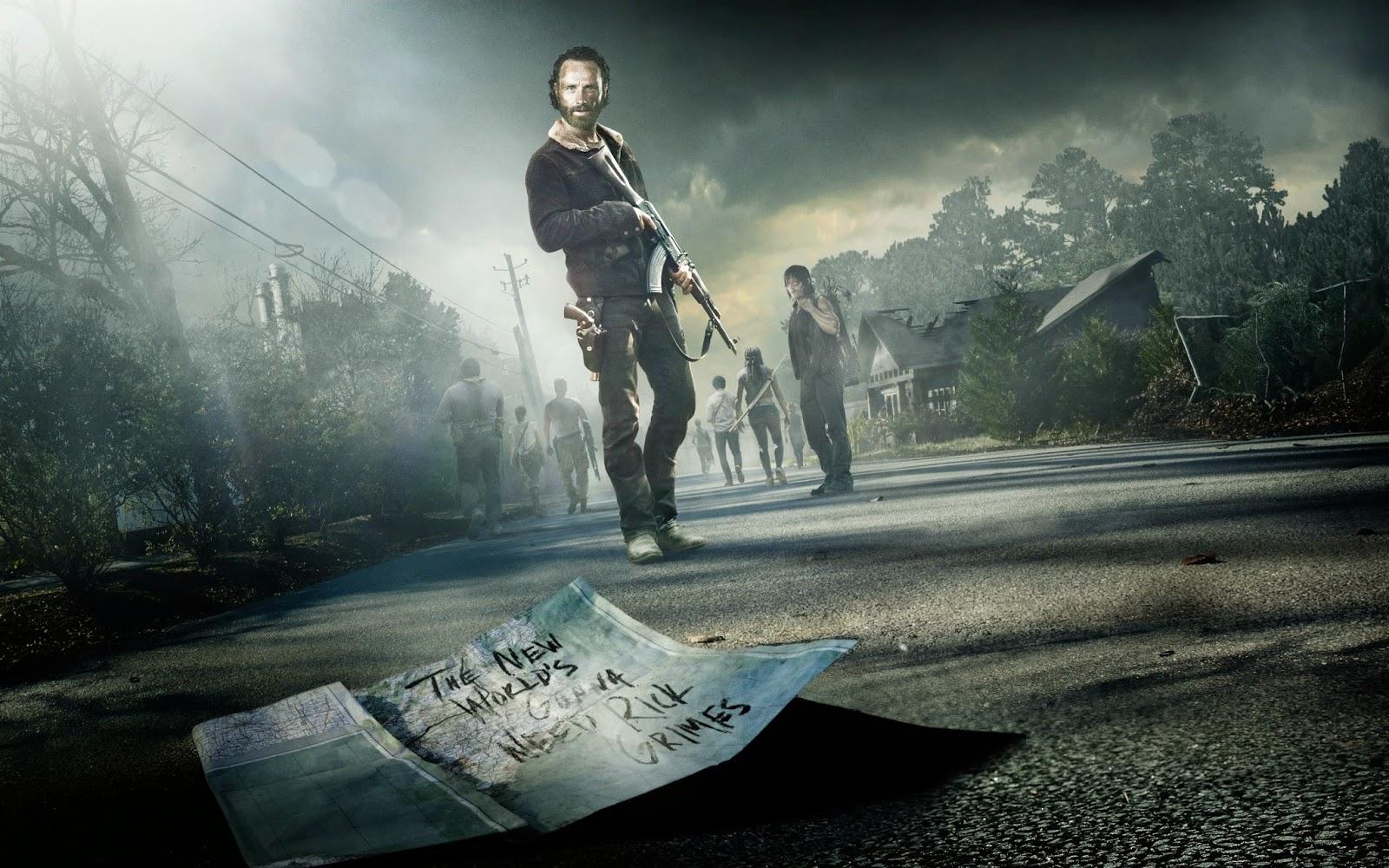 Free Download The Walking Dead Season 5 Wallpaper Hd Releases