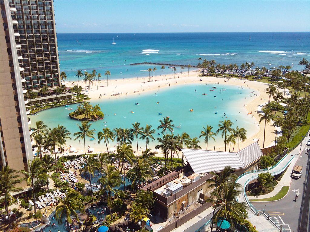 Ilikai Hotel OceanfrontOcean View Condo in Beautiful Waikiki 1024x768