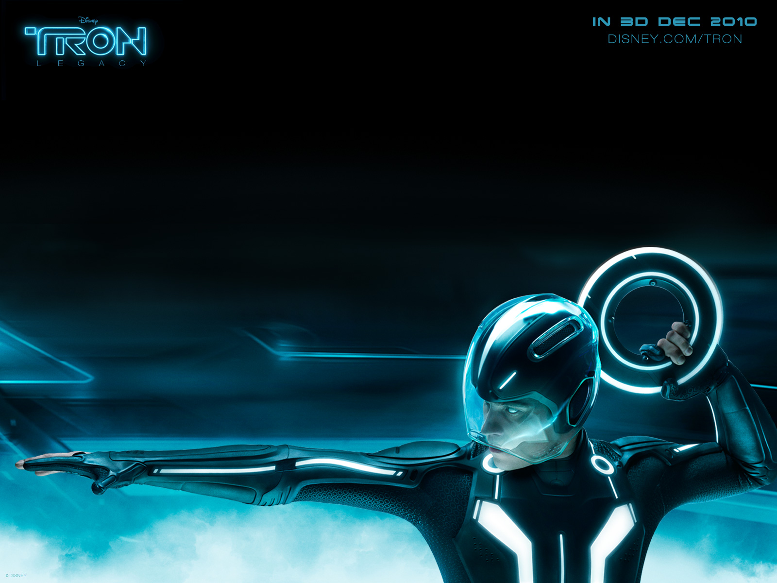 TRON Legacy Disney 3D Movie Wallpapers HD Wallpapers 1600x1200