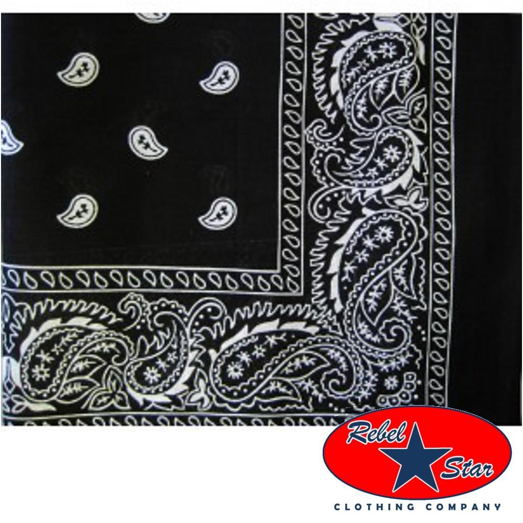 Black Bandana Wallpaper Wallpapersafari