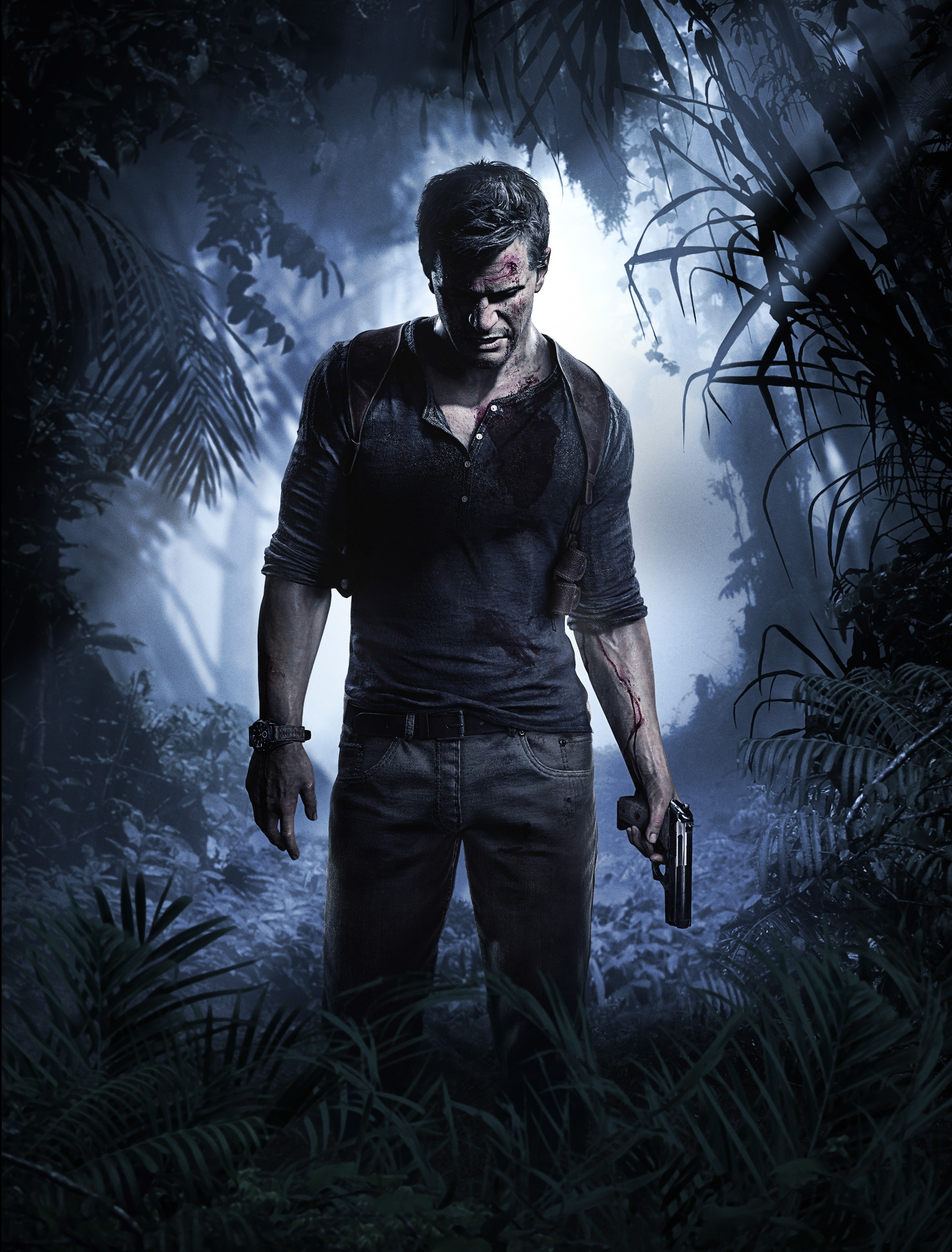 Uncharted 4 A Thiefs End Video Games Wallpapers HD 2369x3114