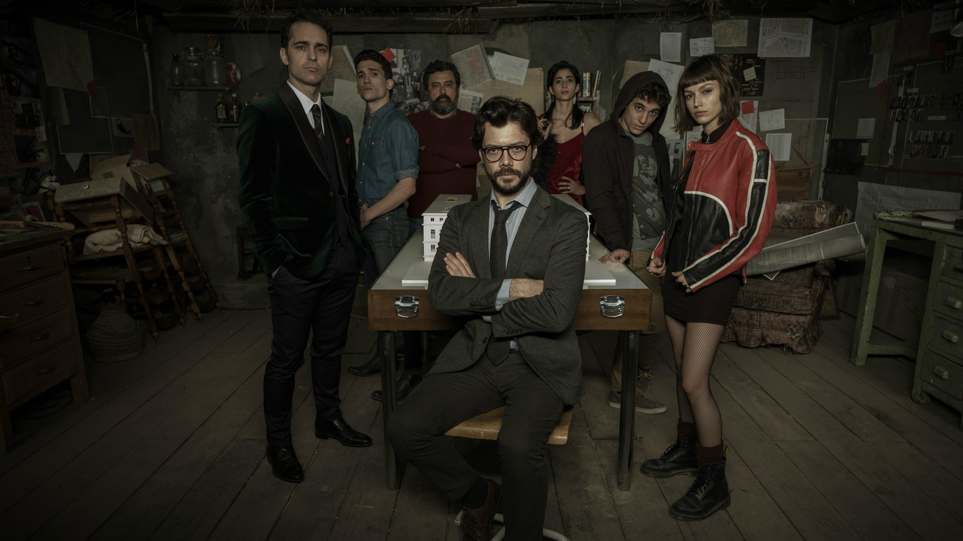 Money Heist Season 4 Wallpaper HD TV Series 4K Wallpapers Images 3840x2160