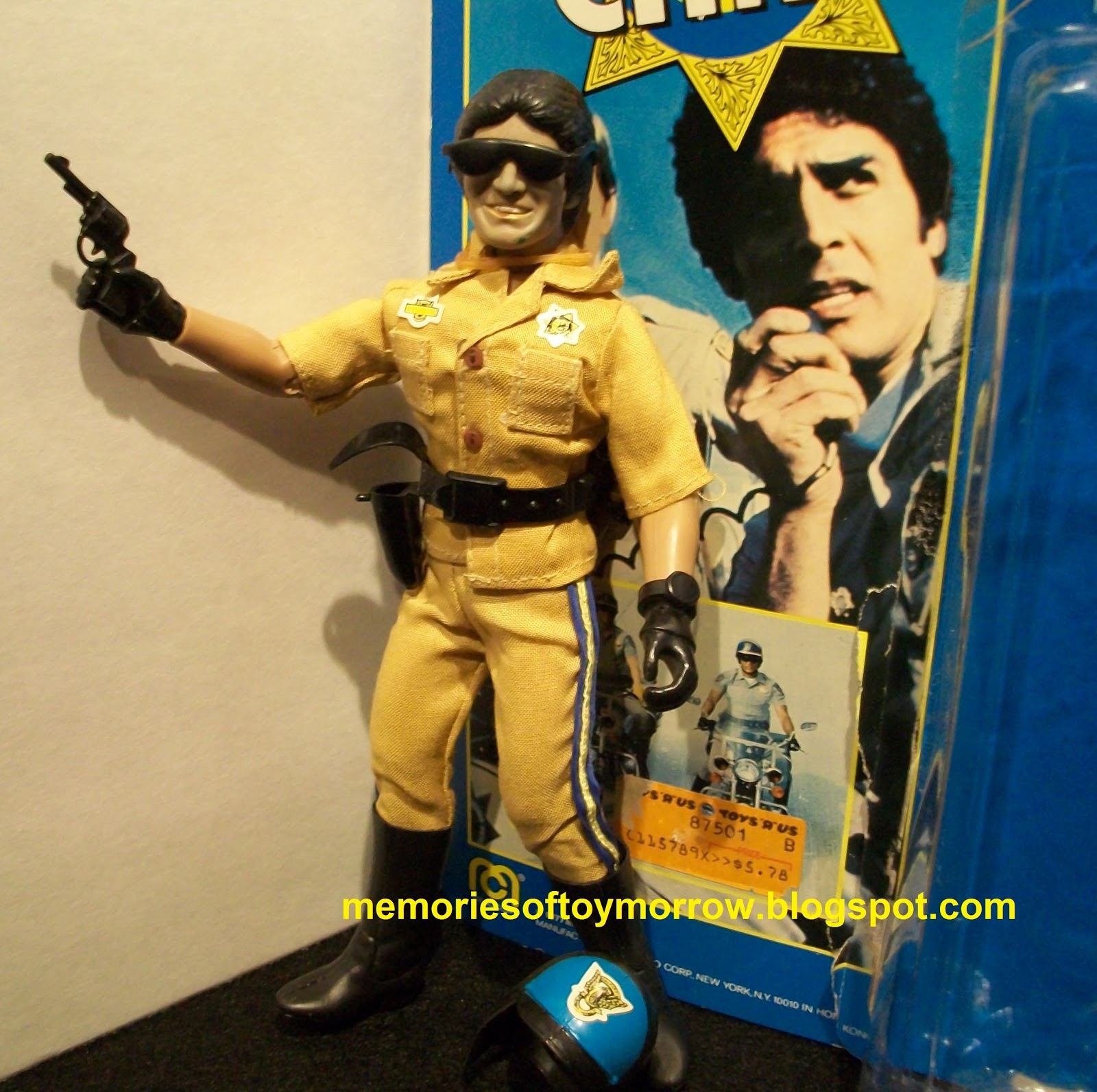 Chips Tv Show Chips mego ponch gets a 1600x1592
