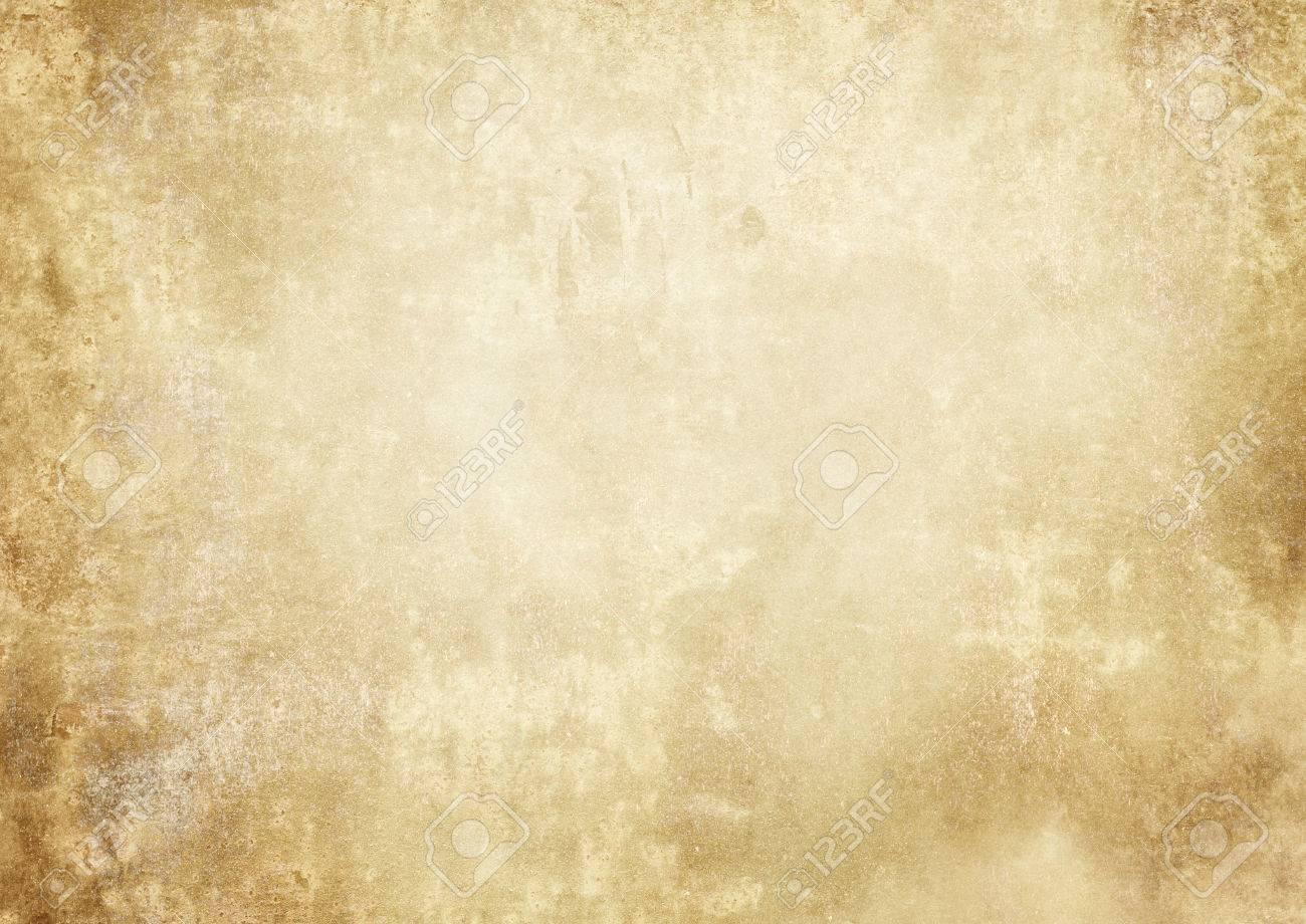 Aged And Yellowed Paper Background Vintage Paper Texture For 1300x920