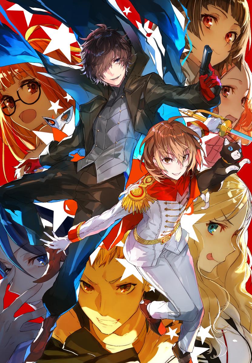 Akechi Goro Mobile Wallpaper   Zerochan Anime Image Board 832x1200