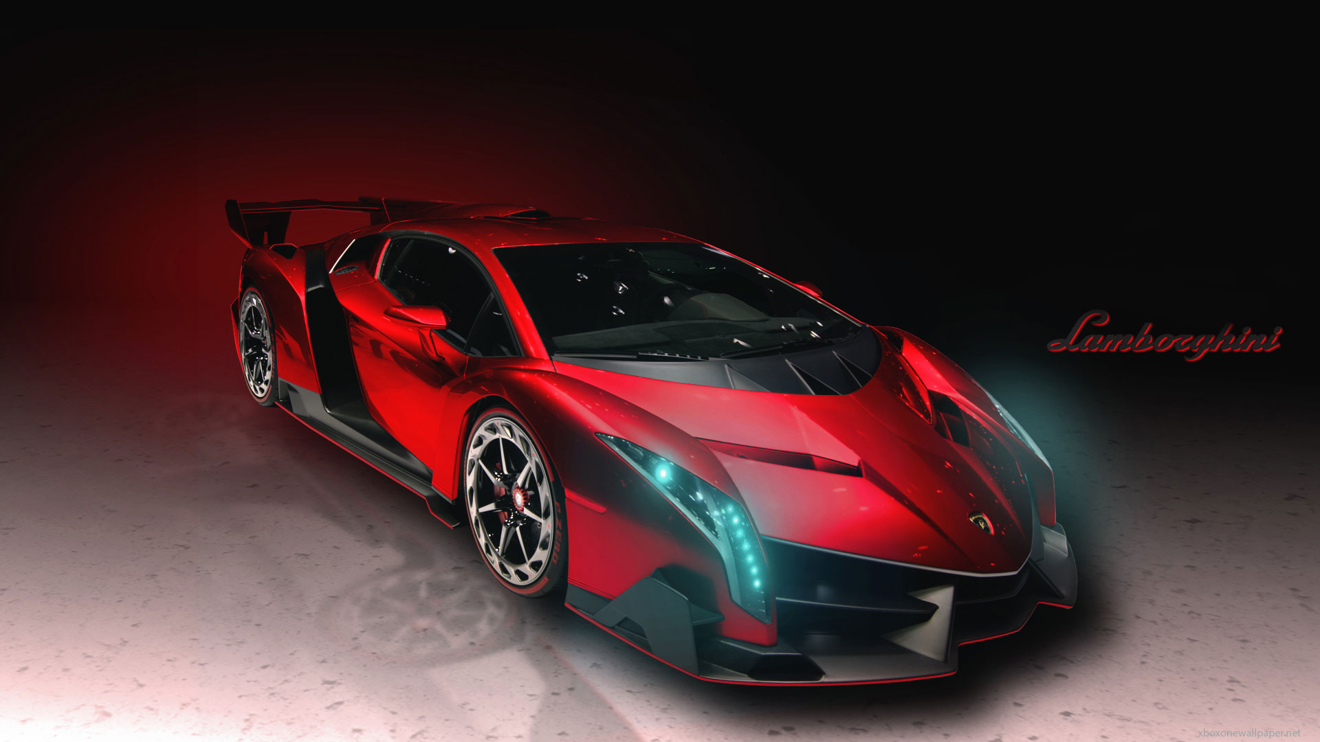 Lamborghini Veneno Wallpaper Photo HD Wallpaper 1080p 1920x1080