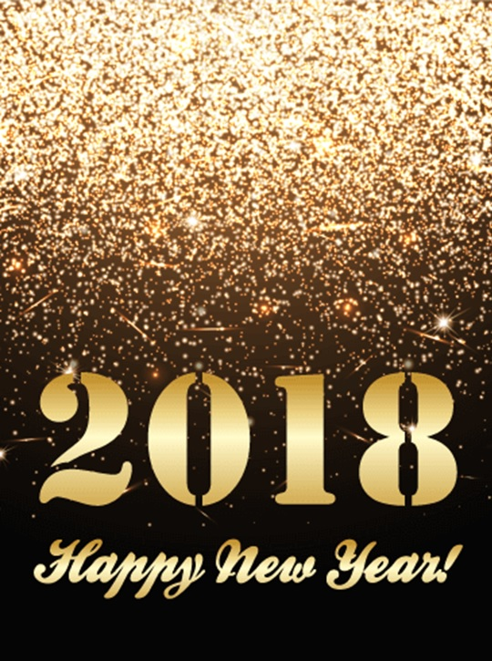 happy new year 2018 images hd wallpapers happy new year 540x725