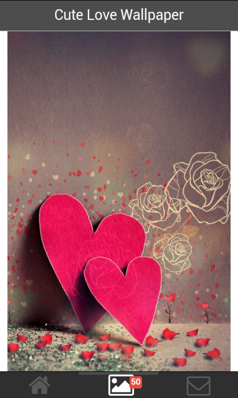 cute Love Wallpaper For Phone : cute Wallpapers for Android - WallpaperSafari