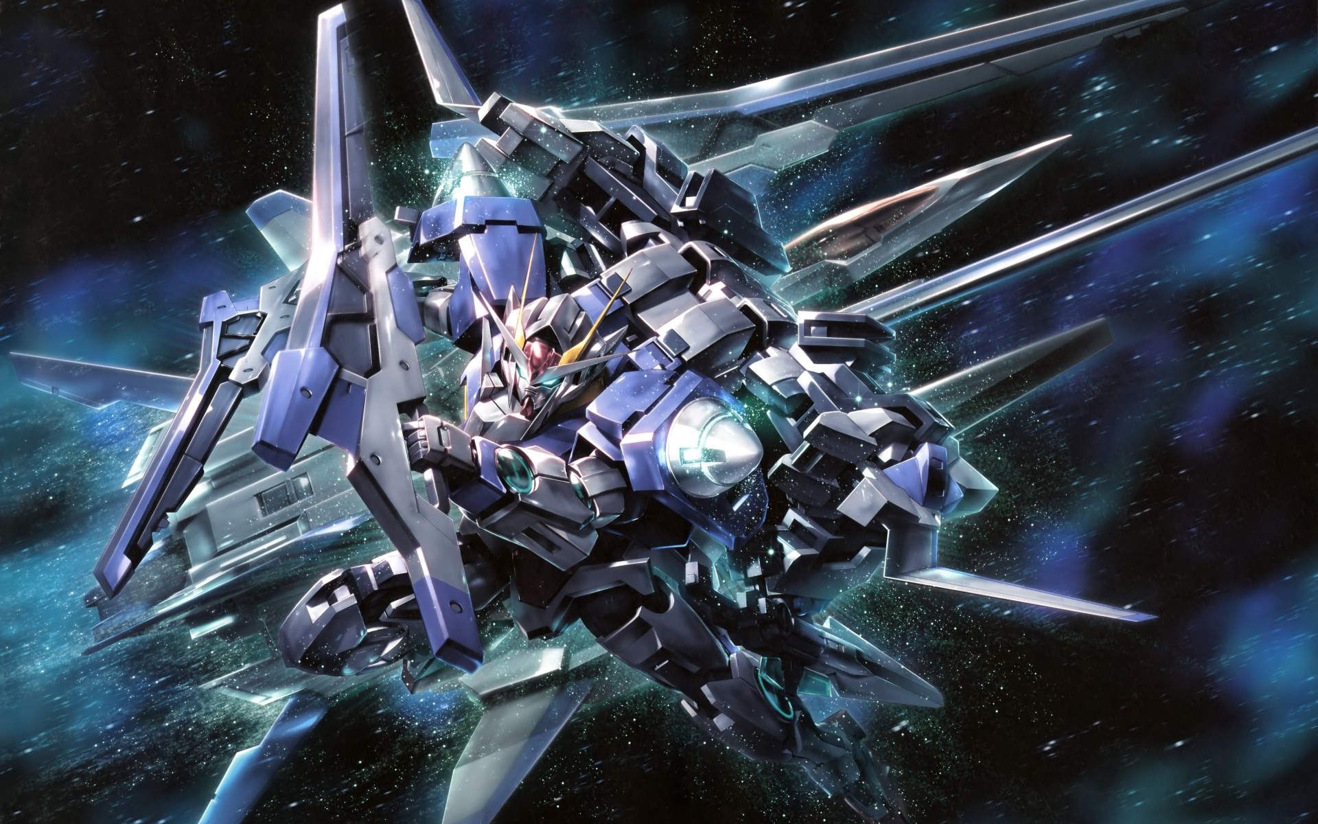 Gundam Deathscythe Wallpapers Photo at Movies Monodomo 1920x1200