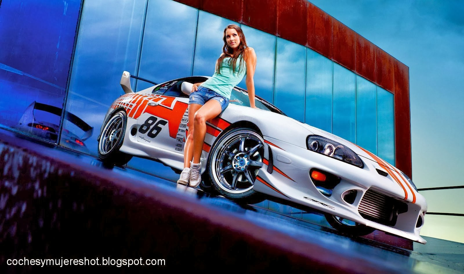 the styling of the toyota supra was derived from the toyota celica 1600x944