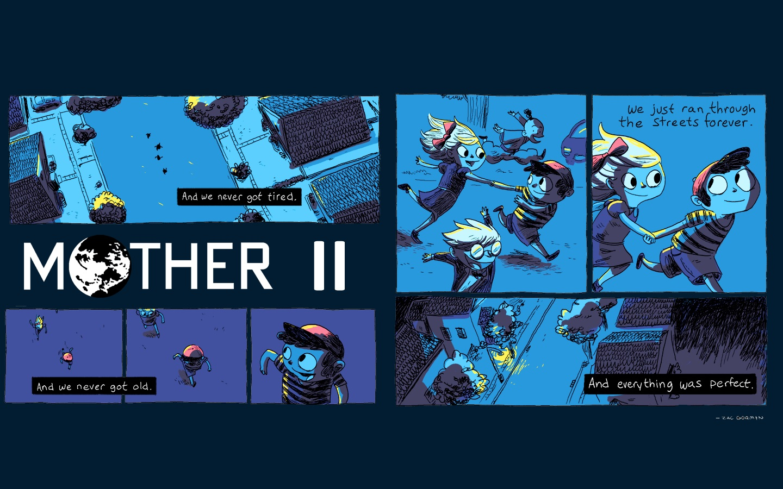 Earthbound Computer Wallpapers Desktop Backgrounds 1440x900
