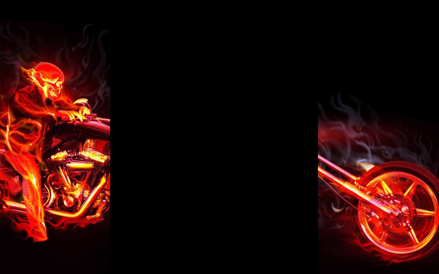 Twitter Backgrounds Ghost Rider Twitter Layouts Ghost Rider Twitter 1440x900