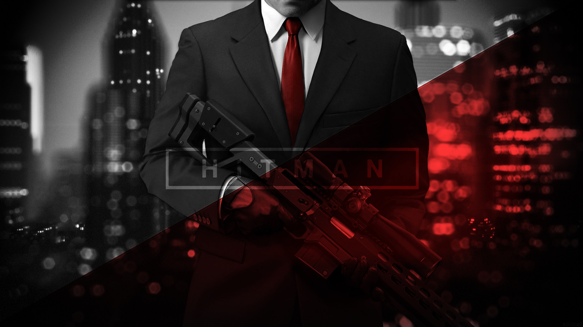 HD Hitman Wallpaper Full HD Pictures 1920x1080