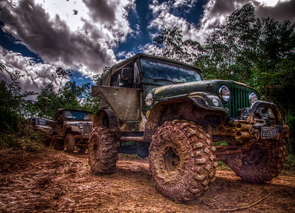 mud truck wallpapers for desktop - photo #2