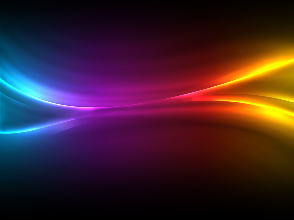 Colorful Wallpaper with Black Background - WallpaperSafari